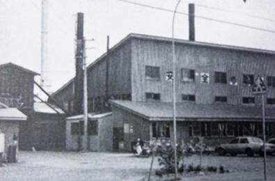 設立当時工場外観